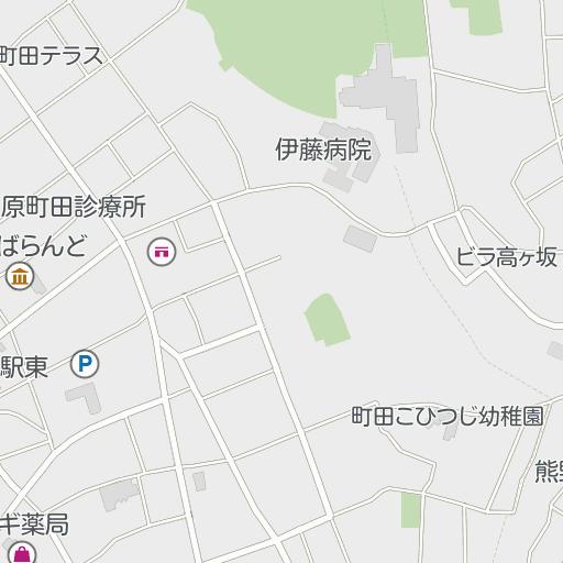 ぽっぽ 町田 パーキング