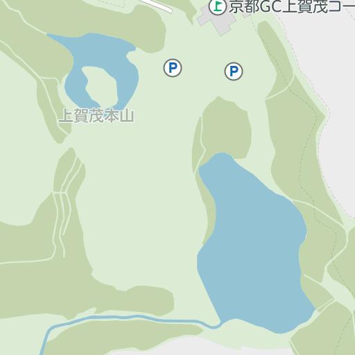 コース 京都 賀茂 ゴルフ 上 倶楽部