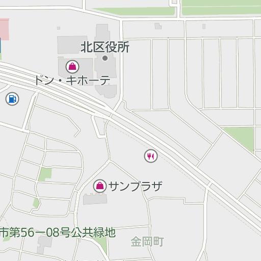 緑地 車場 大泉 駐