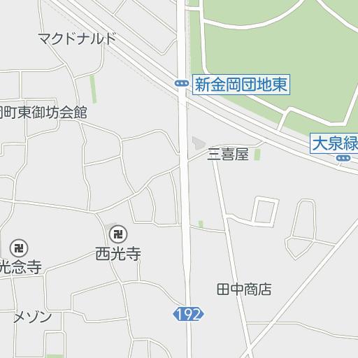 駐 車場 緑地 大泉